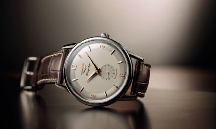 Baselworld 2017: Longines Flagship Heritage 60th Anniversary