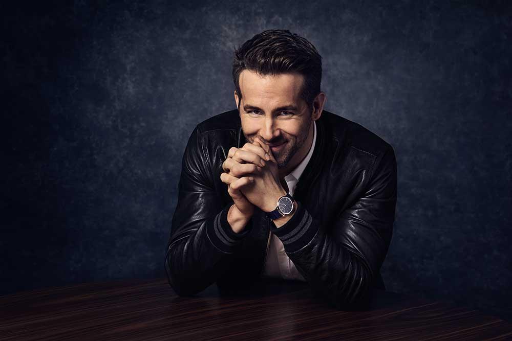 Piaget Ryan Reynolds Embajador de la marca