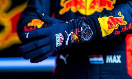 TAG Heuer Carrera Heuer-01 Edición Especial Red Bull Racing