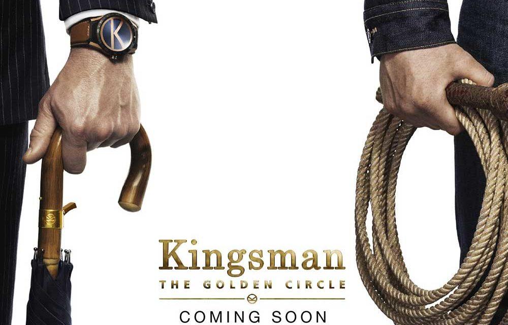 """TAG Heuer en """"Kingsman: El círculo de oro"""""""