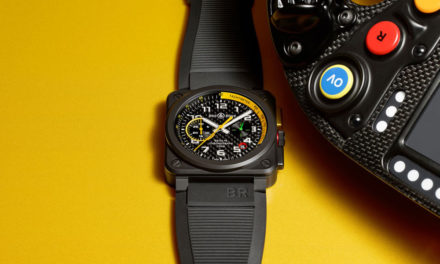 Bell & Ross y Renault Sport Formula One Team