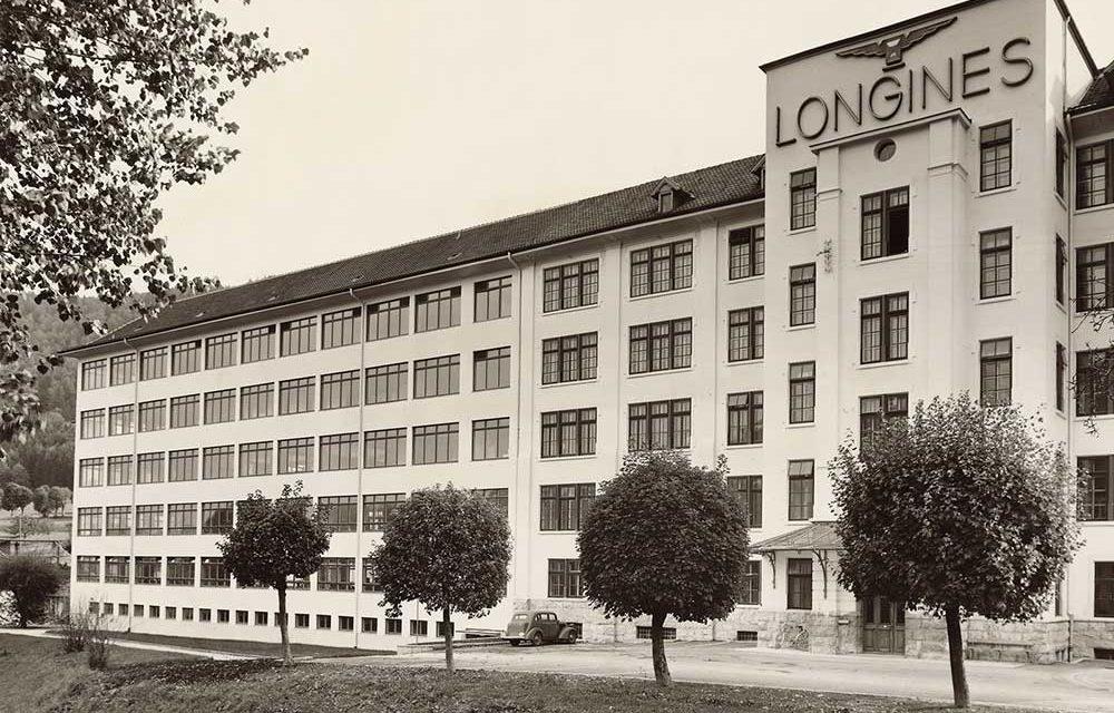 Longines cumple 185 años