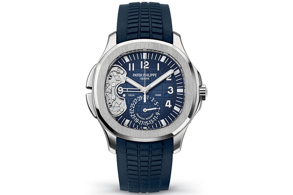 Patek Philippe Aquanaut Advanced Research 5650G