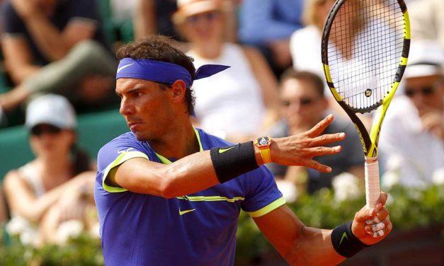 Rafa Nadal tiene un nuevo reloj Richard Mille
