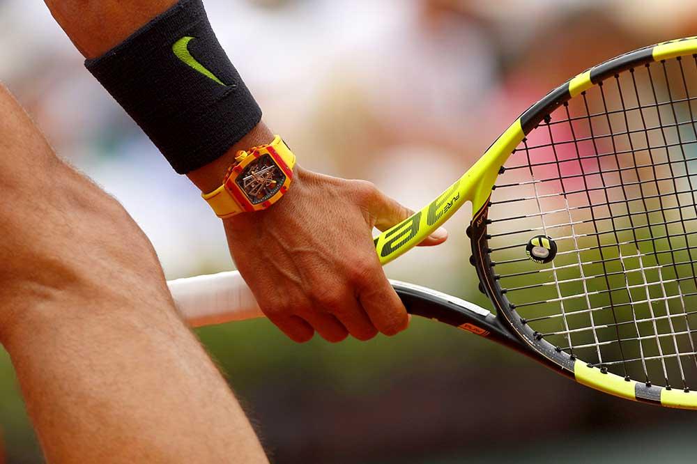 RM 27-03 Rafael Nadal detalles