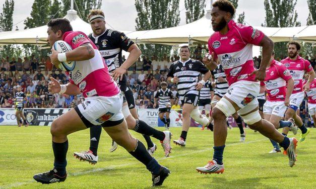 TAG Heuer con el Rugby