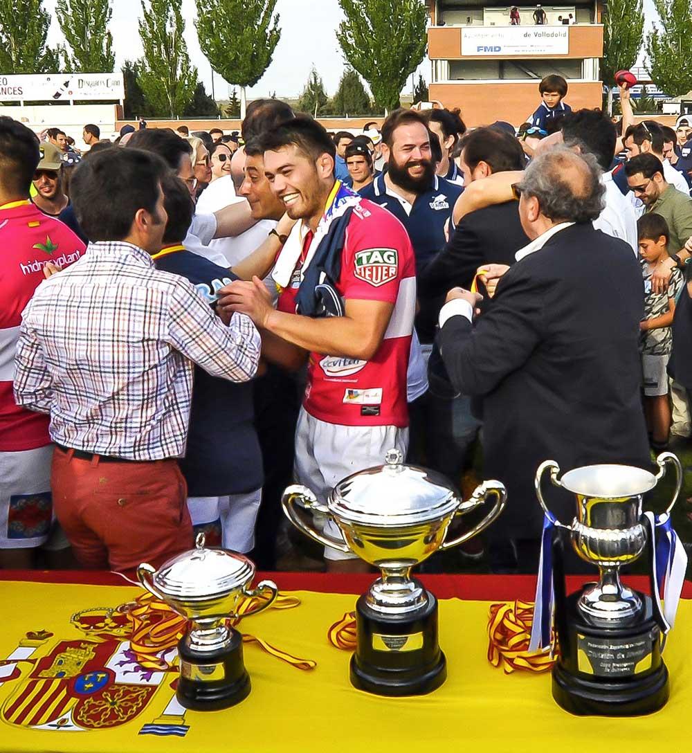 TAG Heuer y el Rugby entrega de premios