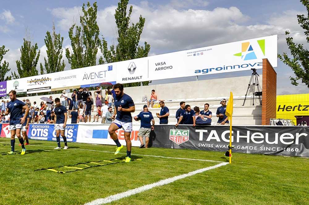 TAG Heuer y el Rugby