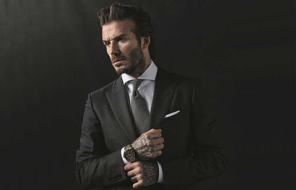 David Beckham, embajador de Tudor