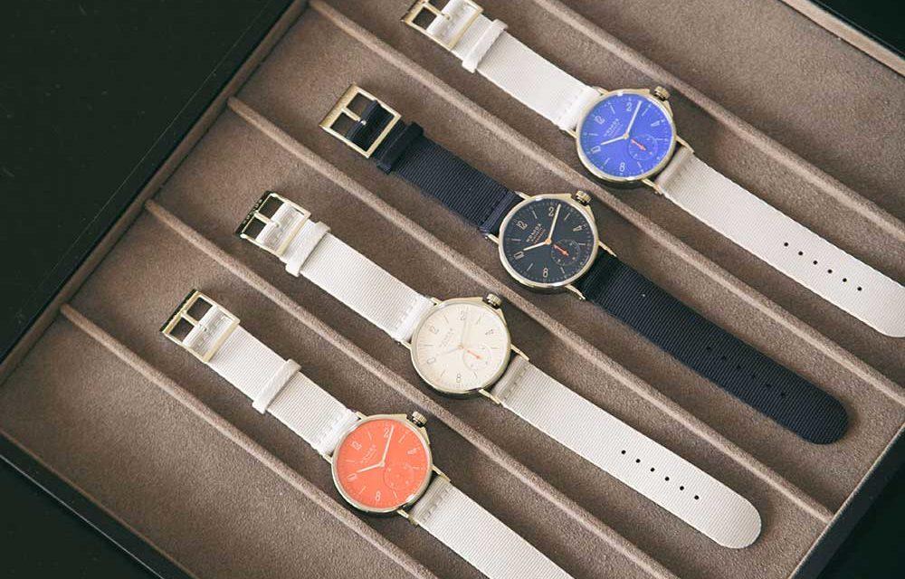 Nomos Glashütte y Wempe presentan los nuevos relojes sumergibles Aqua