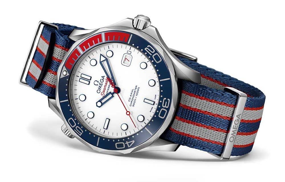 "Omega Seamaster Diver 300M ""Commander's Watch"", homenaje a Bond"