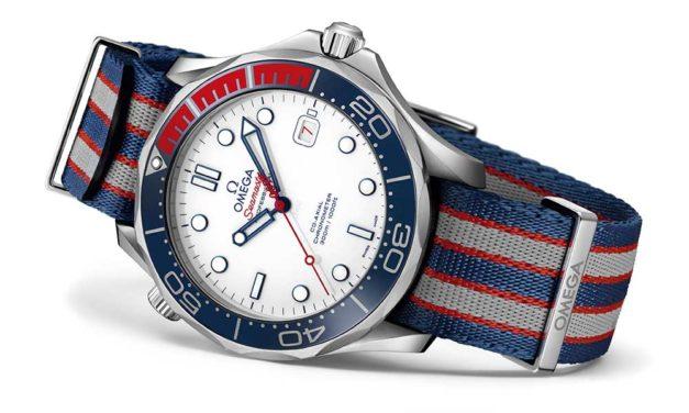 "Omega Seamaster Diver 300M ""Commander's Watch"", homenaje a Bond"