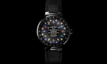 Vídeo del Tambour Horizon, el exclusivo smartwatch de Louis Vuitton