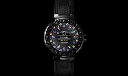 Louis Vuitton lanza un exclusivo smartwatch para viajeros