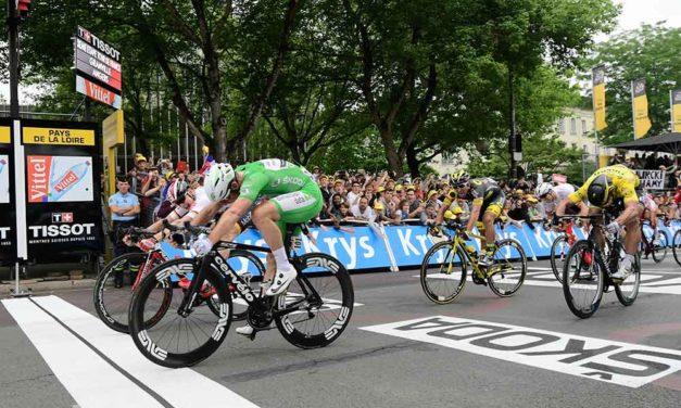Tissot, cronometrador oficial del Tour de Francia 2017