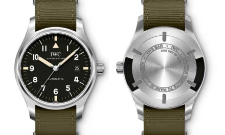 "IWC Aviador Mark XVIII Edición ""Tribute to Mark XI"""
