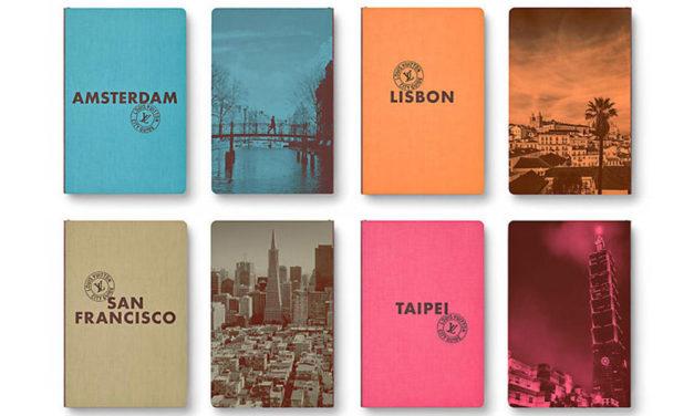 Louis Vuitton, City Guides 2017