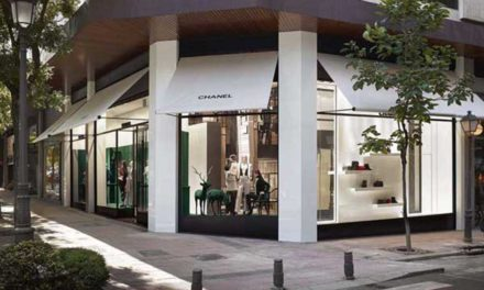 Chanel inaugura boutique en Madrid