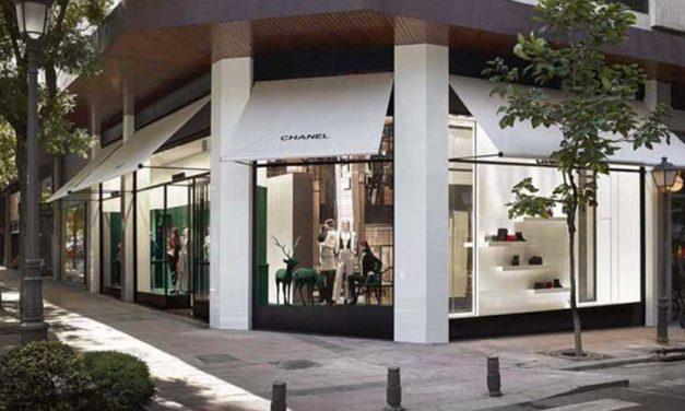 Chanel inaugura boutique en Madrid