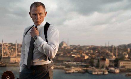 James Bond, una bomba de relojería