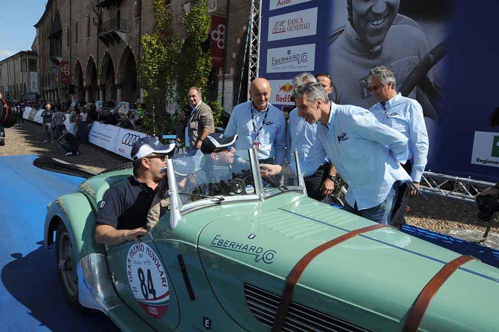 Vencedores Gran Premio Nuvolari 2017