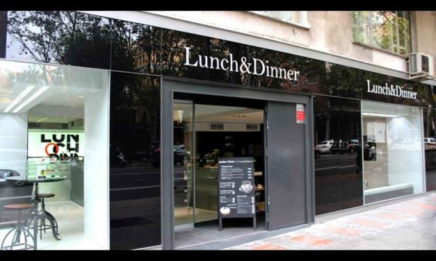 Lunch&Dinner inaugura nuevo local en Madrid