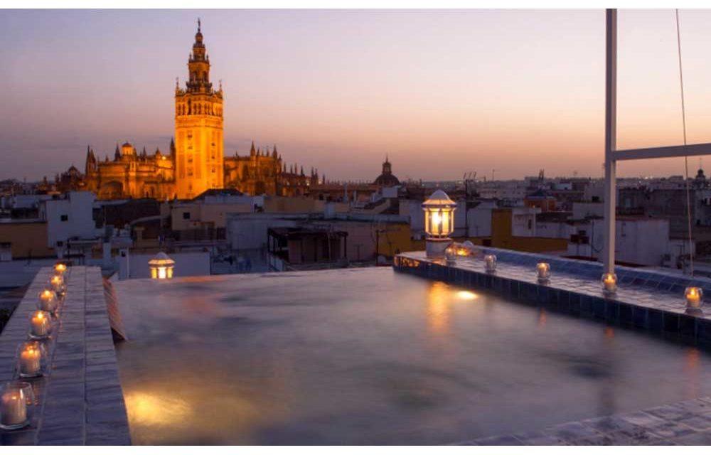 Balneario aire de sevilla renovado aniversario - Sevilla banos arabes ...