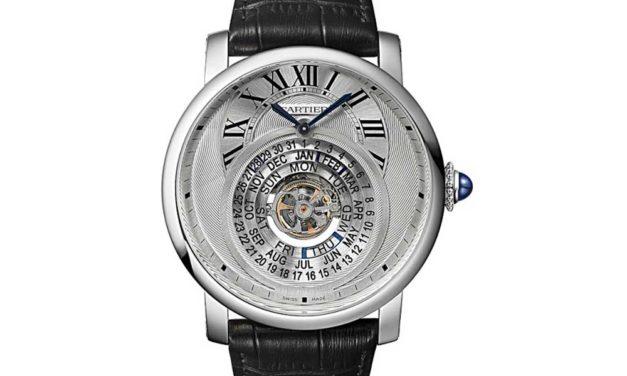 Cartier Astrocalendario