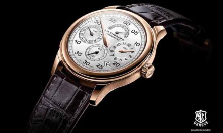 Baselworld 2016: Chopard L.U.C Regulator