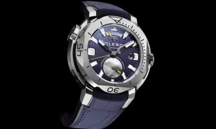 Baselworld 2016: Clerc Hydroscaph GMT Power-Reserve Chronometer