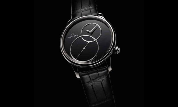 Baselworld 2016: Jaquet Droz Grande Seconde Off-Centered Onyx