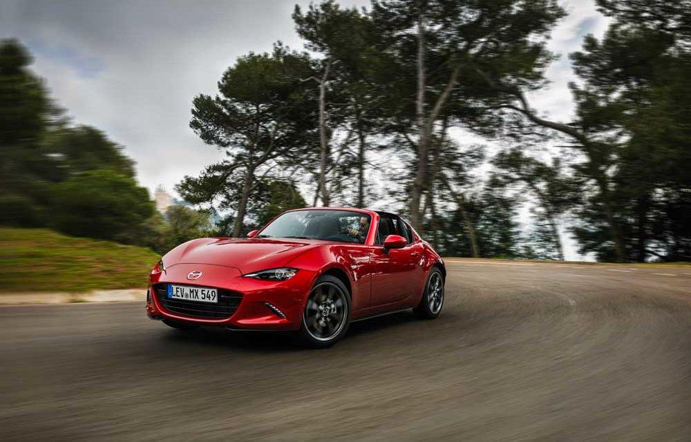 Mazda MX-5 RF, el gusto por la sencillez