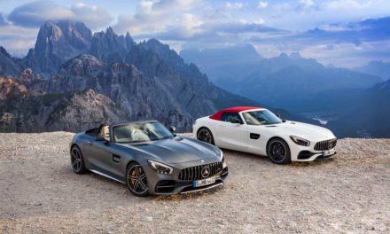 Mercedes AMG GT, sensaciones de vértigo