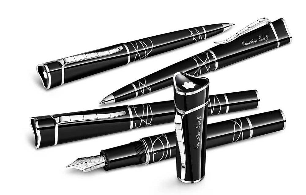 Montblanc Edición limitada Escritores 2012
