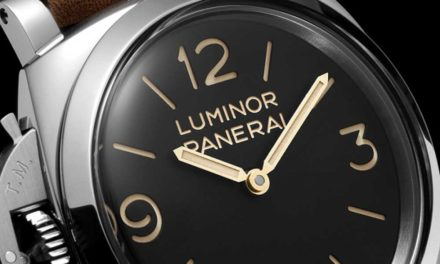 Officine Panerai Luminor 1950 Left-handed 3 days