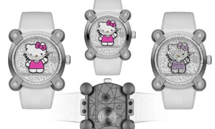Romain Jerome, tierno homenaje a Hello Kitty