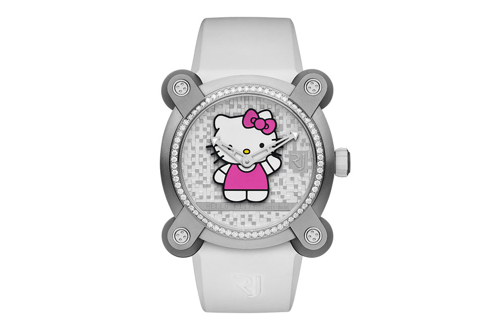 Romain Jerome RJ X Hello Kitty Sparkle