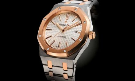 Audemars Piguet Royal Oak. Romper las reglas