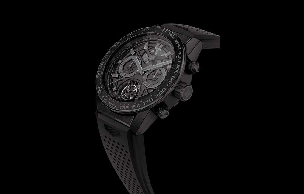 Baselworld 2016: TAG Heuer Carrera Heuer-02T Black Phantom
