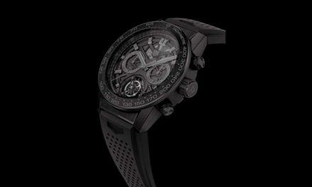 Baselworld 2016: TAG Heuer Carrera Heuer-02T Black Phantom