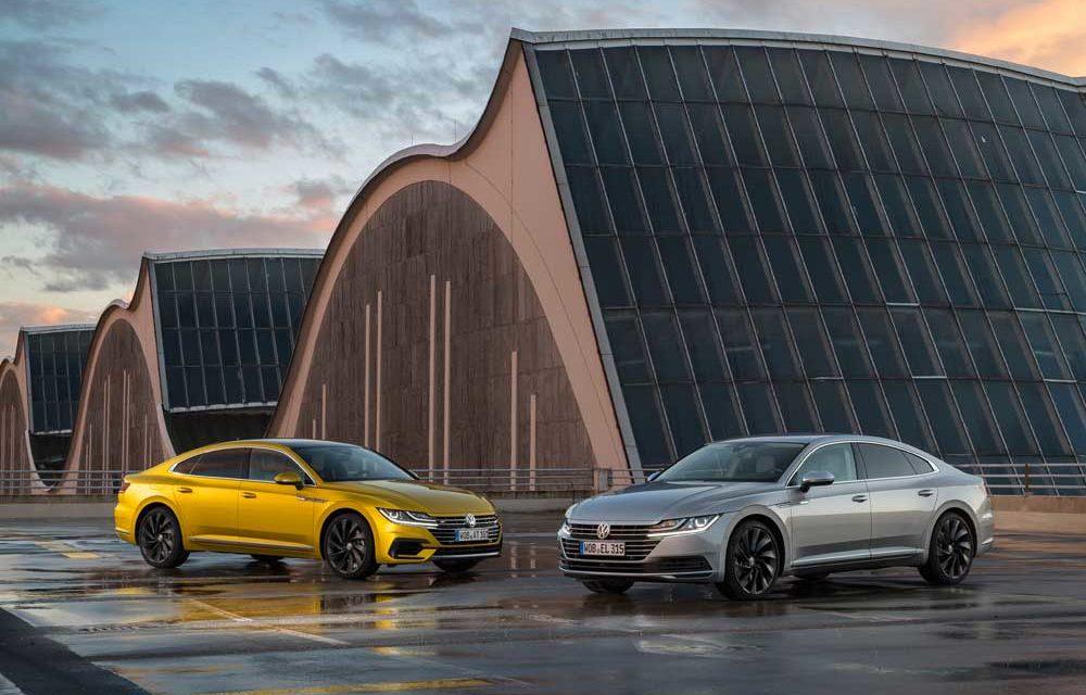 Volkswagen Arteon, nuevo buque insignia