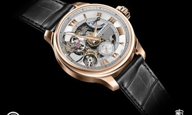 Grand Prix d' Horlogerie de Genève 2017