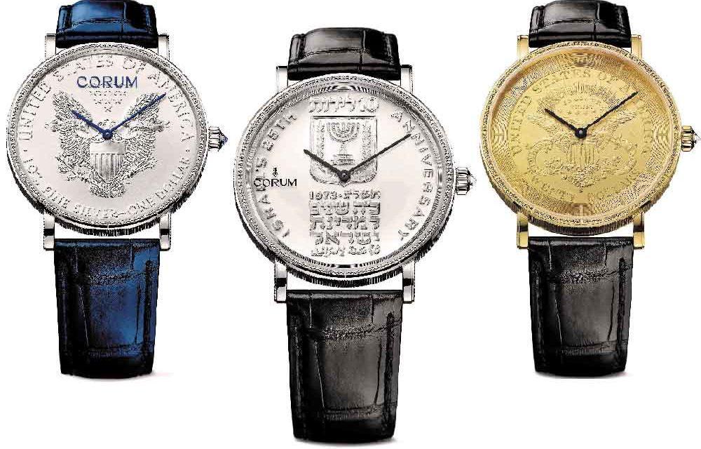 El resurgir del Corum Coin Watch