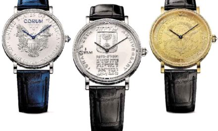 El resurgir del Corum Coin Watch
