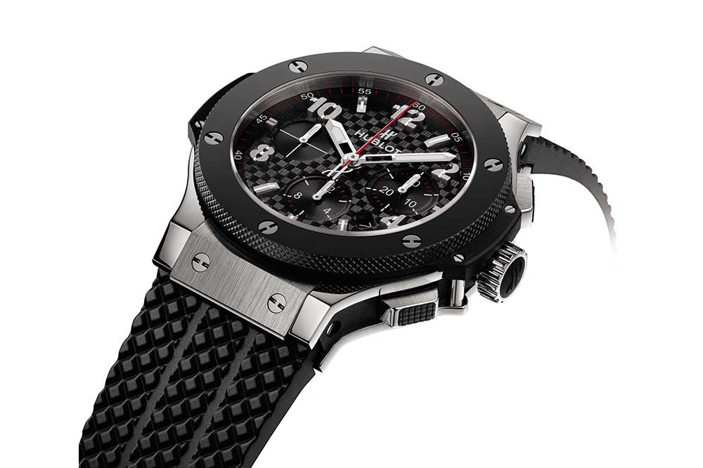 Hublot Big Bang Steel Ceramic