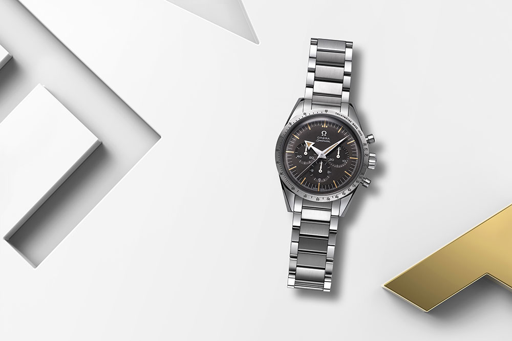 Omega Speedmaster `57 60th Anniversary