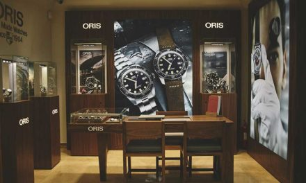 Oris, nuevo espacio en la joyería Aragoneses de Madrid