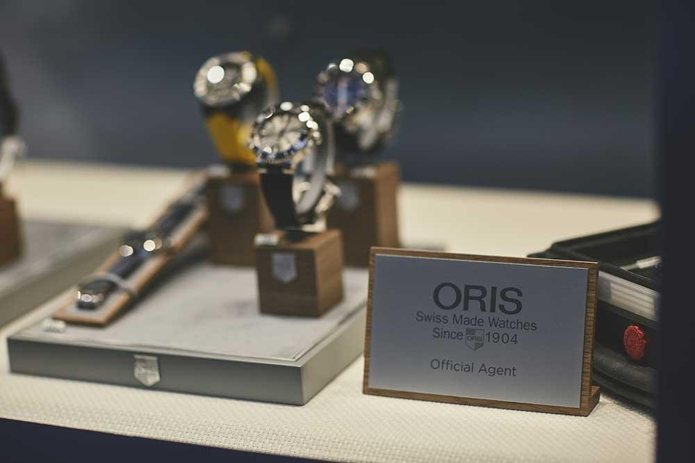 Relojes Oris