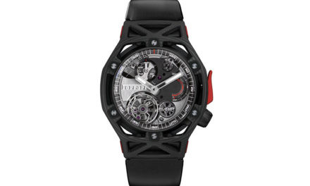 Video: Hublot Techframe Ferrari 70 aniversario