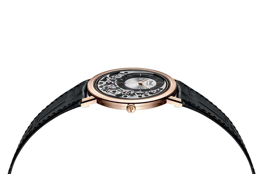 Piaget Altiplano Ultimate Automatic, detalles